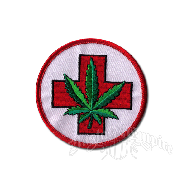 Medical Marijuana Patch