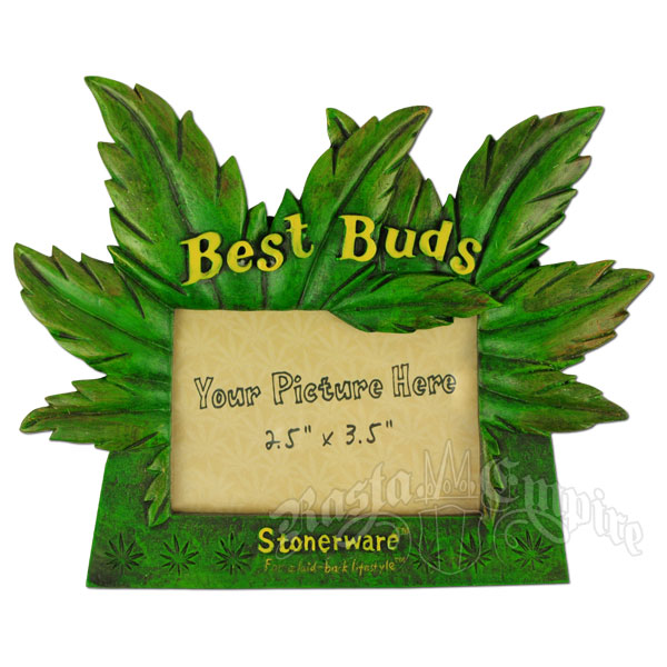 Rasta and Reggae Best Bud Picture Frame