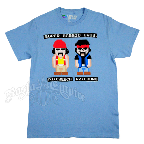 Cheech and Chong Super Barrio Bros. T-Shirt – Men's