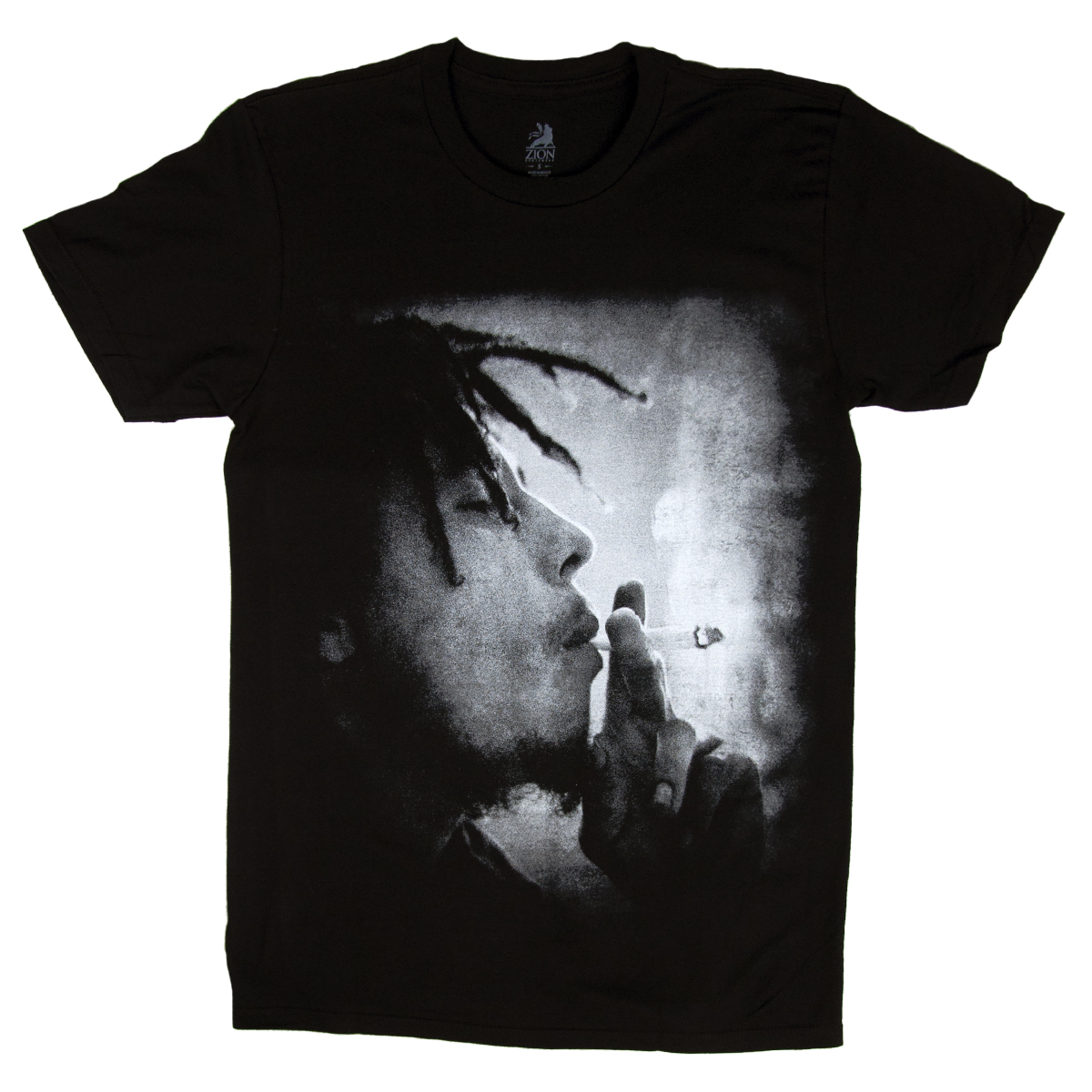 Bob Marley Mellow Mood Black T-Shirt - Men's