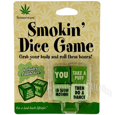 Smokin Dice Game