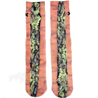 Marijuana Blunts Socks