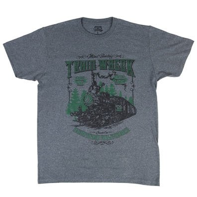 Train Wreck - Marijuana Strain T-Shirt by SevenLeaf.com